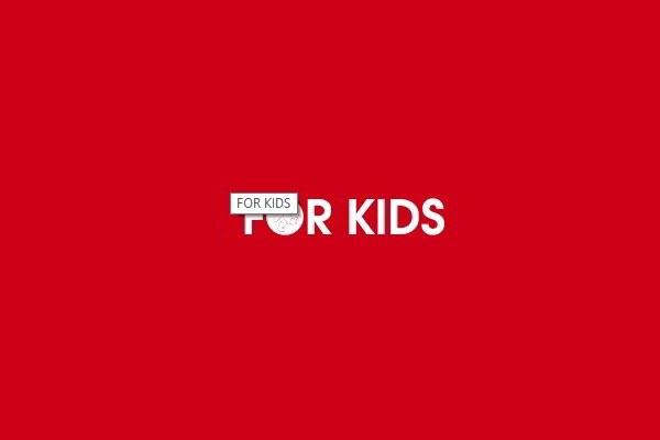 Pozvánka na For Kids 2018